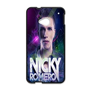 Diy Phone Cover Nicky Romero for HTC One M7 WEW969174