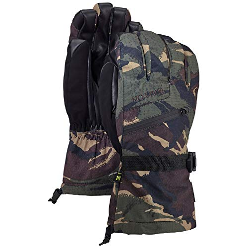 (Burton Men's Gore-Tex Glove, Seersucker Camo,)
