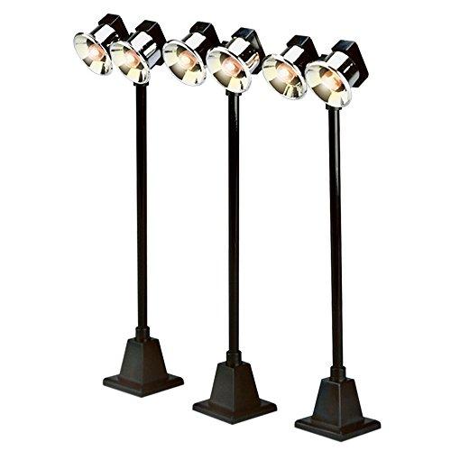 Lionel Model Train Accessories, #65 Yard Lights (Set of 3)