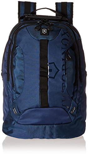 Victorinox Vx Sport Trooper Laptop Backpack, Blue/Black - Company Logos Sunglass