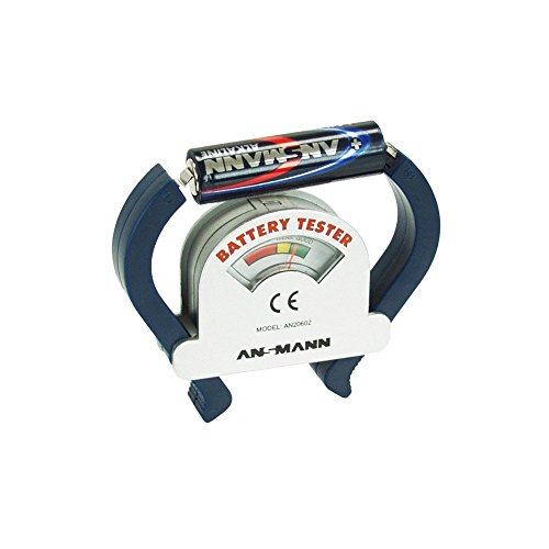 Ansmann 4000001 Pocket Battery Tester