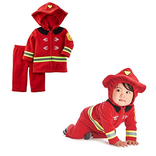 Carters Baby Halloween Costume Many Styles (3-6m fire fighter) (Baby Girl Monkey Costume)