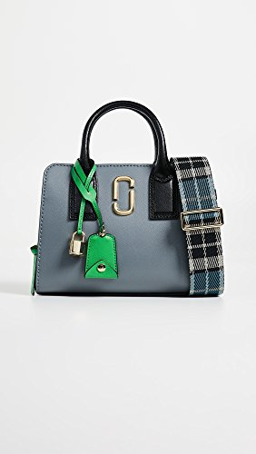 Satchel Women's Shot Multi Big Jacobs Marc Slate Little Cq56X