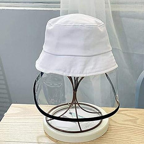 FengHP Casquette de protection int/égrale anti-bu/ée anti-alive anti-piq/ûre anti-bu/ée anti-piq/ûre coupe-vent et anti-poussi/ère ext/érieur Chapeau de soleil pour enfants