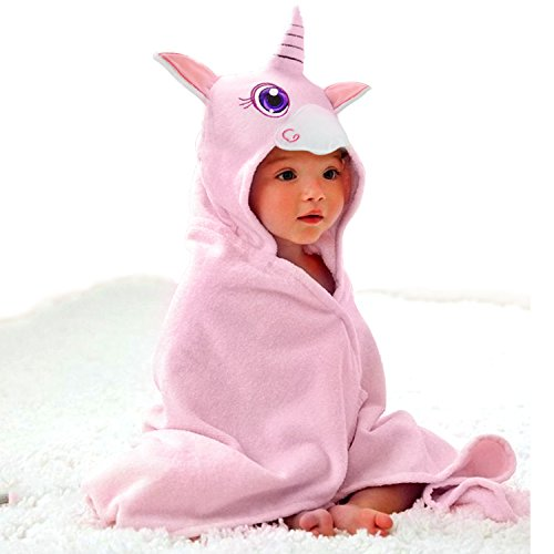 Hooded Upsimples Unicorn Organic Toddler product image