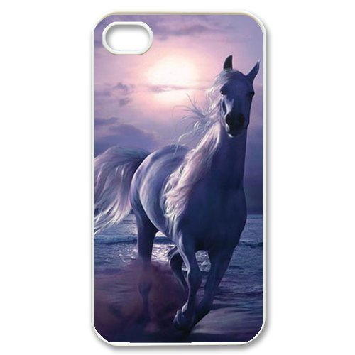 Iphone-4-4s-Case-Cover-Running-Horse-Apple-Iphone-4-4s