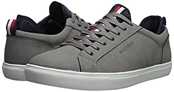 Tommy Hilfiger Men's Mcneil Shoe, Grey, 10.5 Medium Us 5