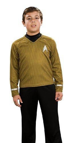 Deluxe Star Trek Uniform Costume - -