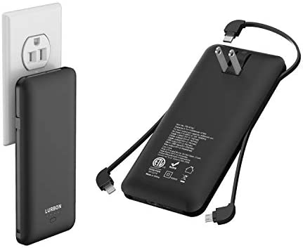 Portable Charger External Battery Type c