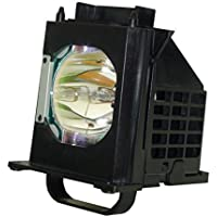 Mitsubishi 915B403001 Projector TV Assembly with OEM Bulb and Original Housing by Mitsubishi