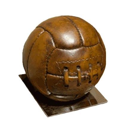Original Libro Obras ss0106 balón de fútbol sobre Base Tope para ...
