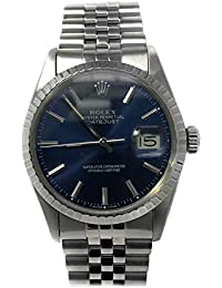Datejust Swiss-Automatic Male Watch 16030 (Certified Pre-Owned)