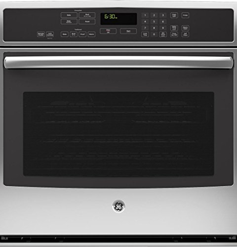 GE PT9050SFSS Profile 30″ Stainless Steel Electric Single Wall Oven – Convection