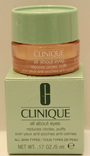 Clinique All About Eyes Reduces Puffs Circle 5ml / .17 Oz