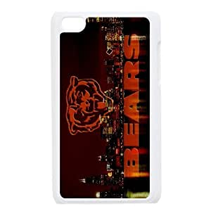 Best Phone case At MengHaiXin Store Team Sports Chicago Bears Pattern 170 FOR IPod Touch 4th