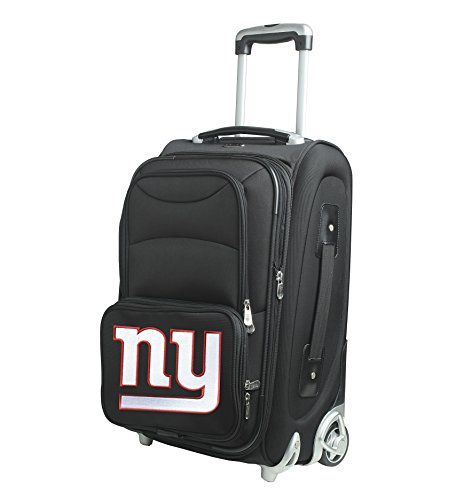 NFL New York Giants 21-Inch Carry-On by Denco