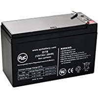 ELK-1270 Sealed Lead Acid - AGM - VRLA Battery - This is an AJC Brand Replacement