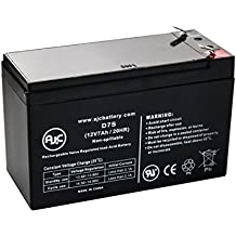 Enercell 23-943 12V 7Ah Sealed Lead Acid Battery - This is an AJC Brand Replacement