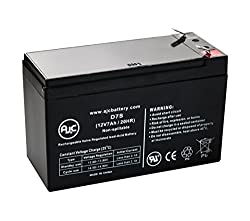 APC Back-UPS CS 350 12V 7Ah UPS Battery - This is an AJC Brand Replacement