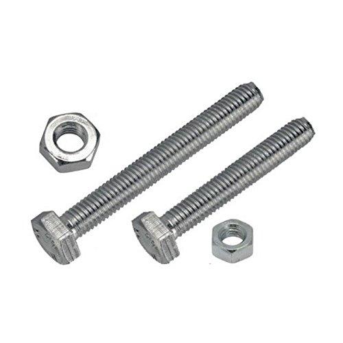 Pearl PWN353 High Tensile Set Screws/Nuts 10 x 50 mm