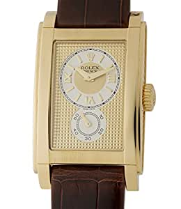 Rolex Cellini mechanical-hand-wind male Watch (Certified Pre-owned)