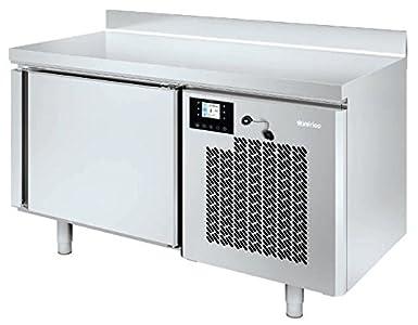 Abatidor y congelador de temperatura Infrico ABT7 1M: Amazon.es ...