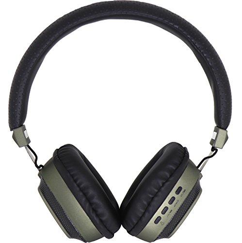 Wireless Bluetooth Over-Ear Headphones Extendable Headbands