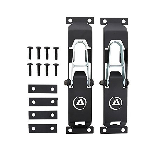 Smittybilt 7630 JK Atlas Door Steps for Jeep JK 2/4 Door (Pair)