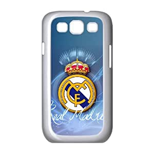 Real Madrid theme pattern design For Samsung Galaxy S3 I9300 Phone Case