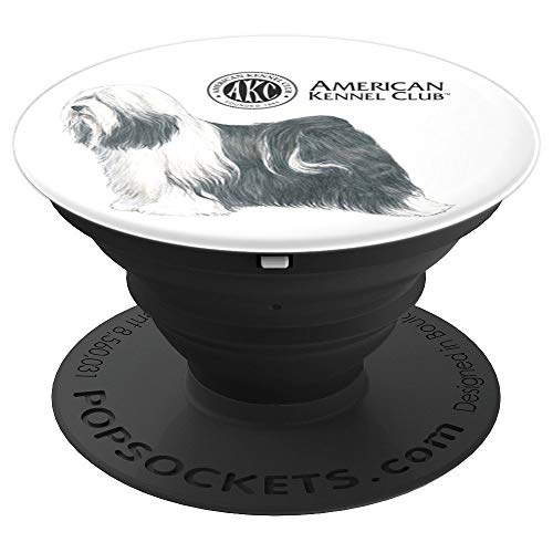 AKC Tibetan Terrier PopSocket - PopSockets Grip and Stand for Phones and Tablets