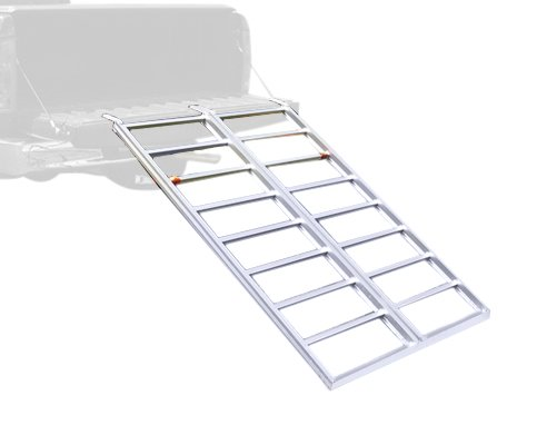 Extreme Max AR16 6' Super Sport Bi-Fold Ramp by Extreme Max (Image #1)