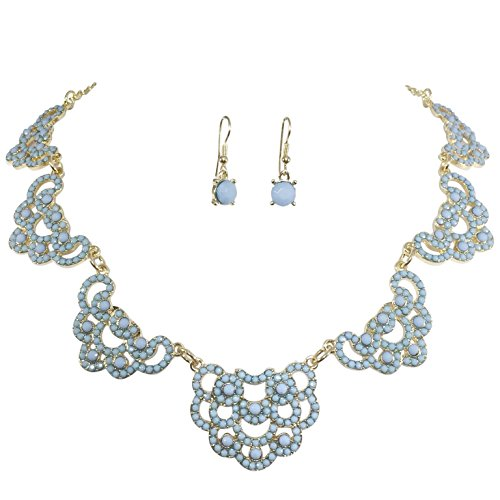 Sweet (Blue Pearl Costume Jewelry)