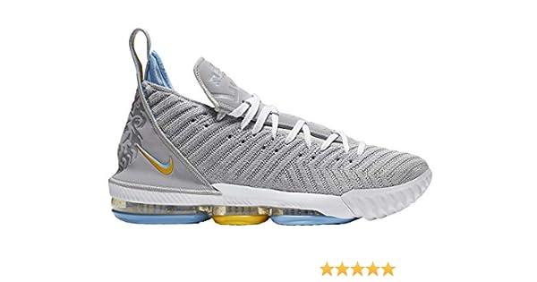 premium selection 9a24e 992b2 Amazon.com   Nike Men's Lebron 16 Mesh Basketball Shoes ...