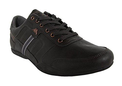 Zapatillas deporte de Hombre KAPPA 302BMM0 VASILIEF 951 DK GREY-MD GREY
