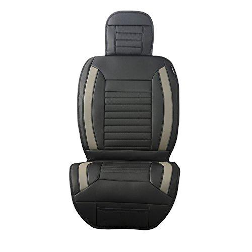 Masque 63054 Luxury Series Grey - Front (Best Luxury Car Interior)