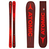 Atomic Punx Five Skit (Dark Red/Red, 160cm)