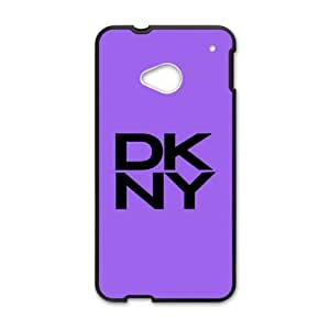 Happy DKNY design fashion cell phone case for HTC One M7
