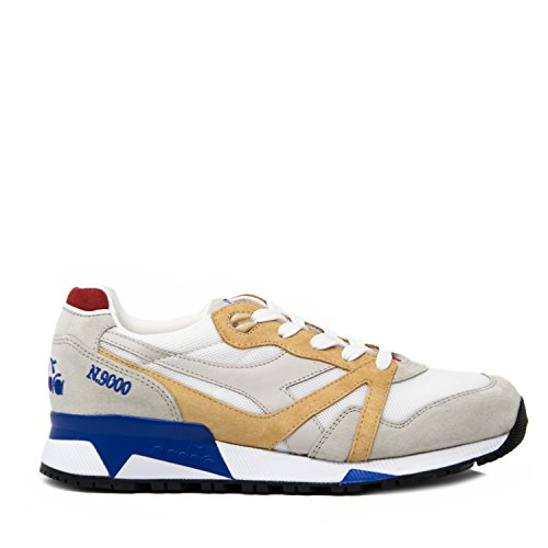 Nights blue N9000 Grigio in Italy Made Diadora OR1PqF