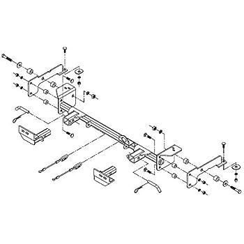 Roadmaster 5215371 Tow Bar Mounting Bracket