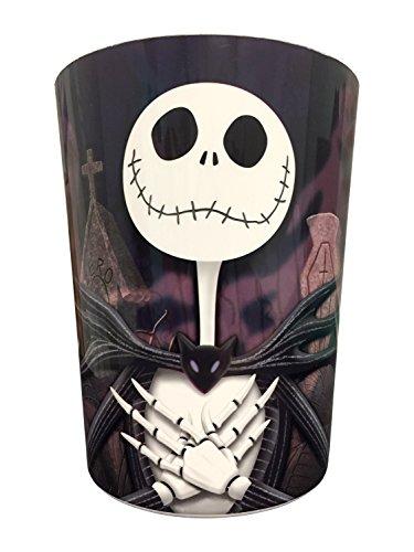 Skull Jack - Disney Nightmare Before Christmas Jack Skellington Wastebasket