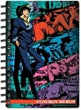 Cowboy Bebop Spike And Group Notebook by Animewild
