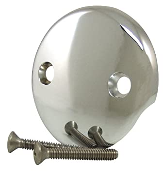 Awesome Plumb Craft 7659170 Bathtub Drain Overflow Face Plate