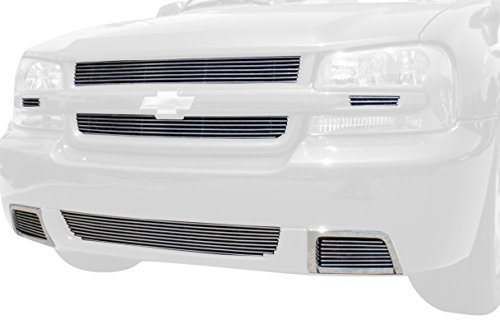 t-rex-grilles-21284-horizontal-aluminum-polished-finish-billet-grille-overlay-for-chevrolet-trailbla