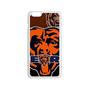 Chicago Bears Design Fashion Comstom Plastic case cover For Iphone 6