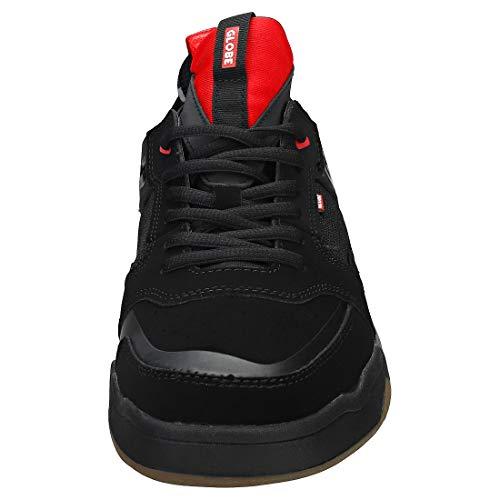 Evo Schwarz Chaussures Tilt Skateboard Globe Homme De 5AUOwn8