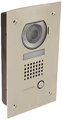 - Aiphone AX-DVF Flush-Mount Audio/Video Door Station for AX Series Integrated Audio & Video Security System