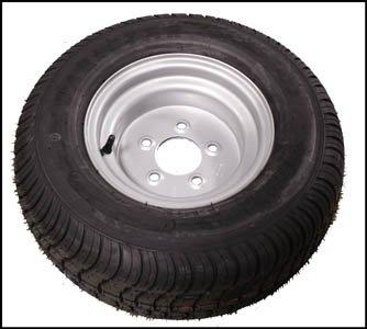 Triton 20.5 X 8-10 (205/65-10) 3165 Class C Snowmobile Trailer Tire by Triton