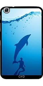 Funda para Samsung Galaxy Tab3 8.0 SM-T310 - Buceo by comlaprom