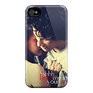 Tpu Case Cover Compatible For Iphone 4/4s/ Hot Case/ Hold Me