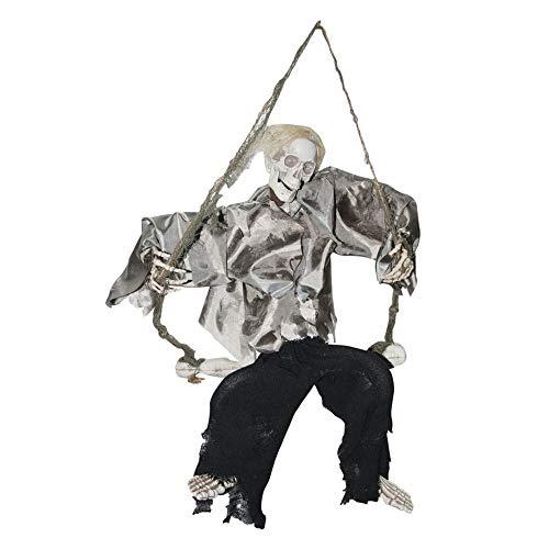 Morris Plastic Costume - Morris Costumes Kicking Reaper On Swing